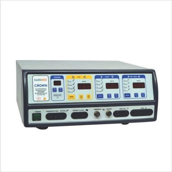 Vessel Sealing System – Crown Bipolar – TUR