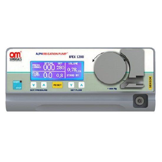 Alphirrigation Pump – Roller Ball – LCD Display – IPEX-1200L