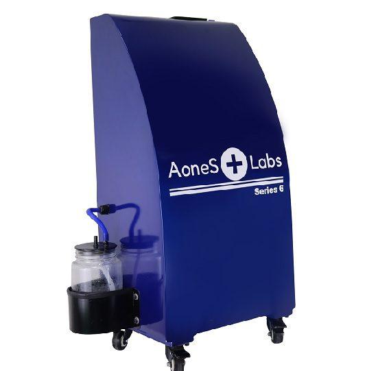 Surgical Smoke Evacuation Device – Series 6