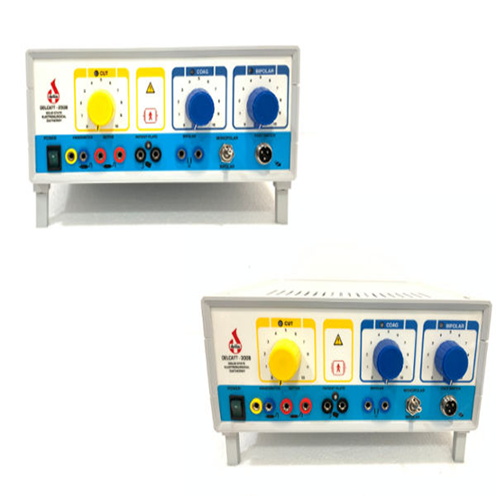 Electro Surgical Diathermy Unit – Solid State – Delcatt 300B & 250B