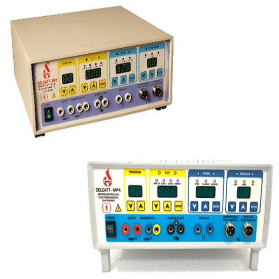 Micro Electrosurgical Diathermy Unit – Delcatt MP3 & Delcatt MP4