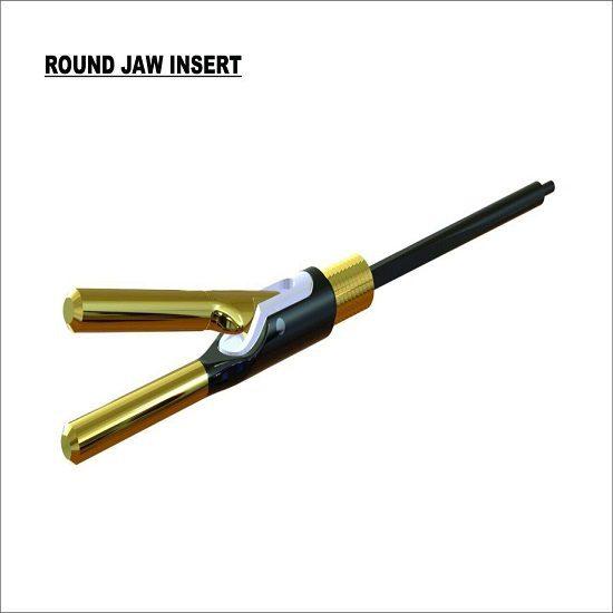 Round Jaw Insert