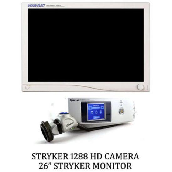 Stryker 1288 – camera system – 26 Stryker Monitor (Refurbished)