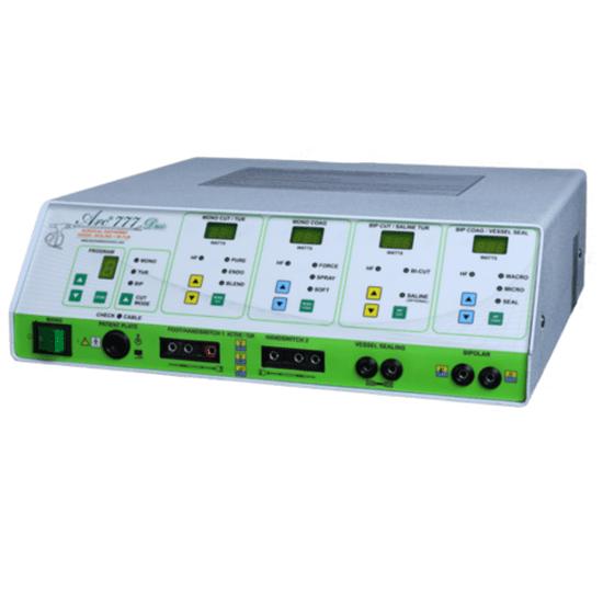 ARC 777 DUO – Programmable Diathermy
