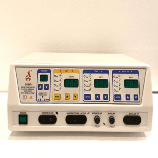 Micro Controlled Electro Surgical Diathermy With Bipolar Turp – Elian